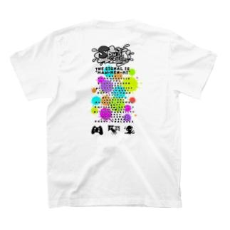 イカ部フェス T-shirts