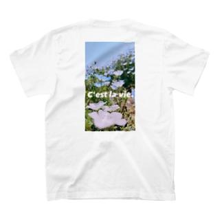C'est la vie_1 T-shirts