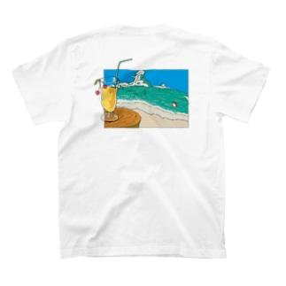 さまーばけーしょん T-shirts