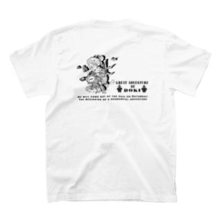 土器T わいわいアドベンチャー Tシャツ T-shirts