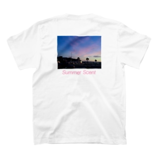 Summer Scent T-shirts