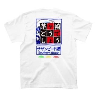 茅ヶ崎どうでしょうTシャツ『あの交差点で』シリーズ② Tシャツ※背面 T-shirts