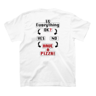 choose ur pizza T-shirts