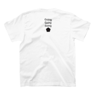 Going(両面プリント) T-shirts