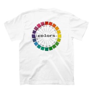 色相環 T-shirts