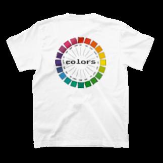 ナカザワの色相環 T-shirts
