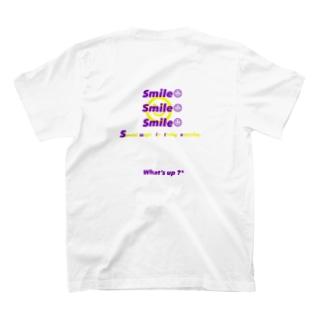 Smile Tee 3 T-shirts