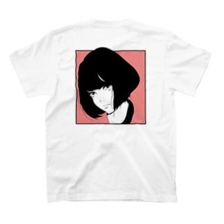 iradachi-girl T-shirts