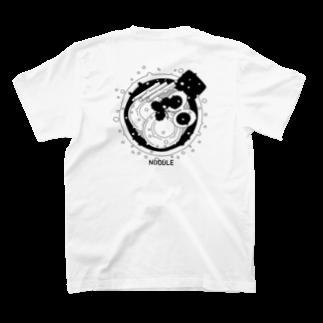 しめじ / simejiのNOODLE T-shirtsの裏面