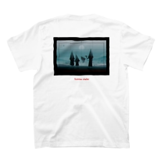 Summer shelter T-shirts