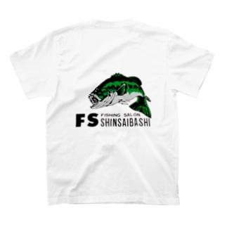 FSSジャンピングバス(バックプリント) T-shirts