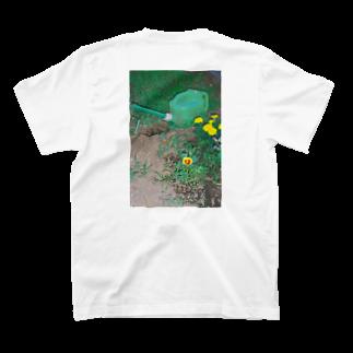 マ.psdのHave a walk T-shirtsの裏面