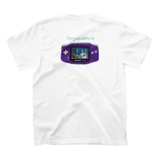 ゲーム依存 T-shirts