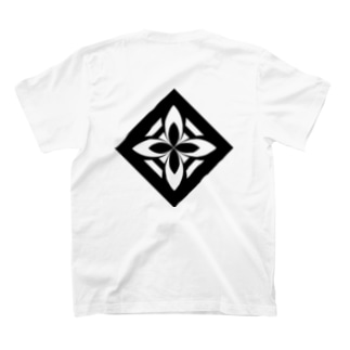 四角 はな T-shirts