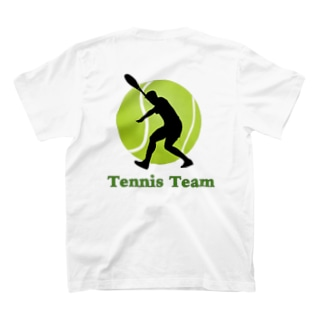 TENNIS TEAM T-shirts