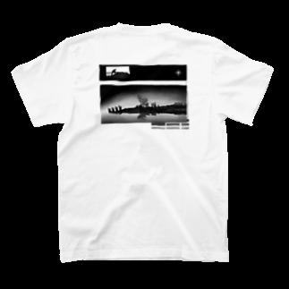 ARIKAのscape_S001 T-shirts