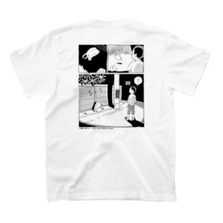 小怪談『夜のビニール袋』 T-shirts