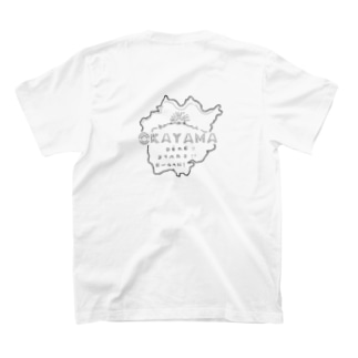 OKAYAMAGRAPHY T-shirts