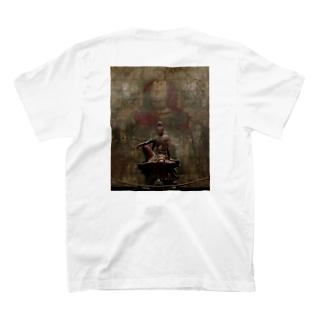 我神なりTシャツ T-shirts