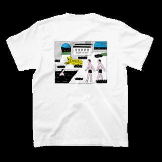 朝野ペコのNo pain, No gain T-shirts