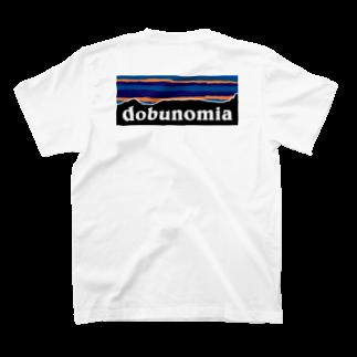 AIM HIGH Product さらなる高みが目指せる品々のdobunomia T-shirts