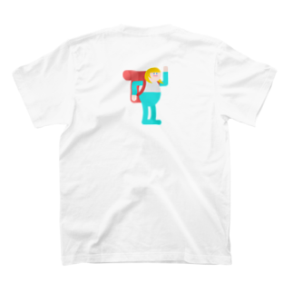 SAGOJO / GuruGuruGuideのSAGOJO-goods_type04 T-shirts