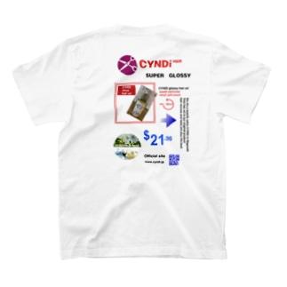 シンディ プロダクツ T-shirts