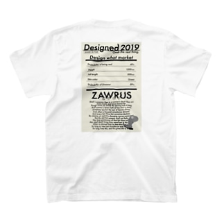 Tag Zaw T-shirts