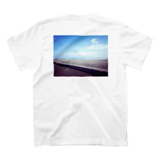 zimoto.砂浜2 T-shirts