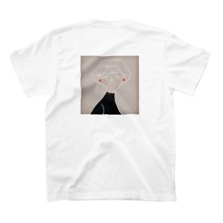 優しくて美しい T-shirts