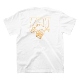 ビール中毒 T-shirts