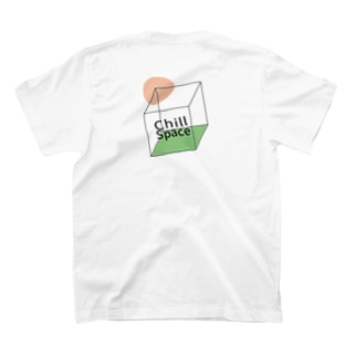Everyone needs a chill space T-shirts
