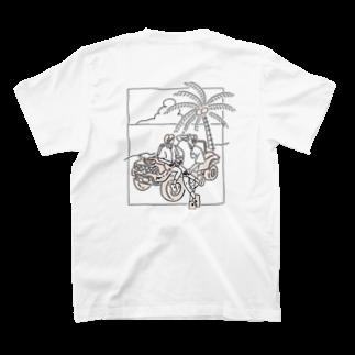 深川 優のかっけする人される人、夏に。 T-shirts