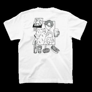 オーヤマの夏のあいつ T-shirts