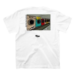 coin laundry T-shirts