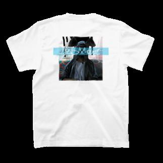 せいまんぬのCA7/SOLDOUT-01 T-shirtsの裏面