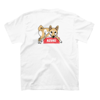 PetTeeのあずきちゃん T-shirts