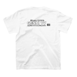 『GENKI TV』グッズ💕 T-shirts