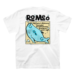 Romeo My name is mollusca T-shirts