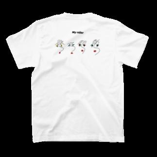 シ ュ リのアイシャドウ T-shirts