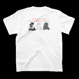 mugioのあの犬/祭 T-shirts