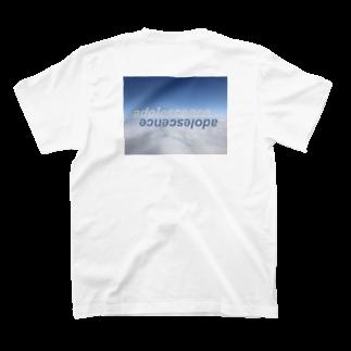 1999のadolescence T-shirts