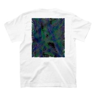 バックプリントT_白 T-shirts