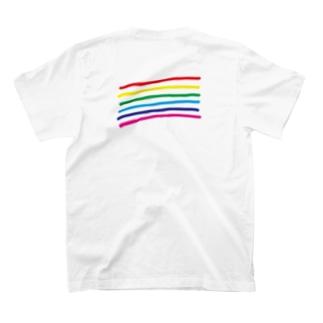 虹 T-shirts