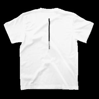 M.U.D createのTECHNO T-shirts