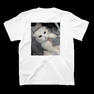 hha__m72の猫T T-shirts