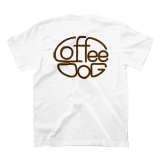 COFFEE DOG No,1 T-shirts