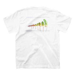 虹の玉シャツ T-shirts