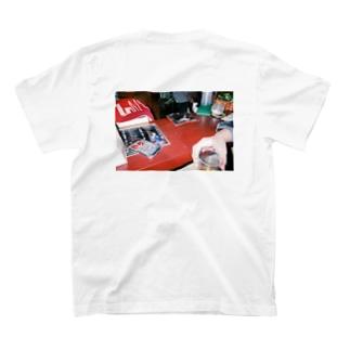 【ここからまた始まる】 T-shirts
