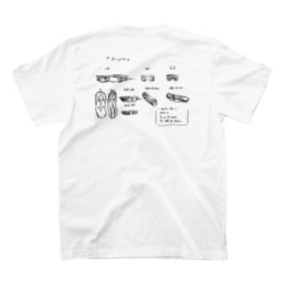 「M-2050」 T-shirts